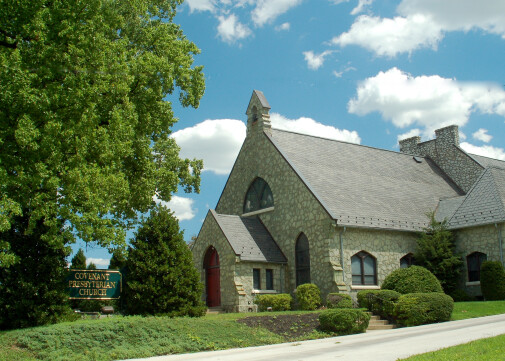 Church Exterior Daytime