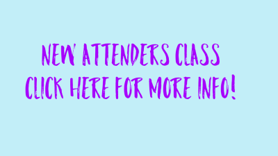 New Attenders Class!