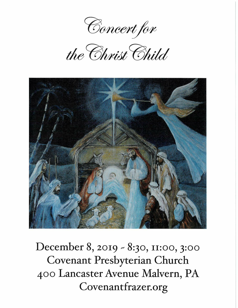 Concert for the Christ Child