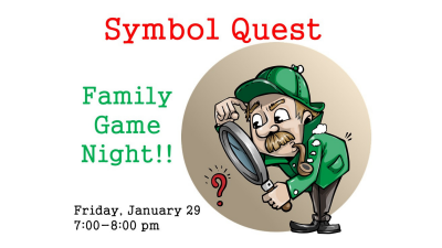 Symbol Quest - Mystery Game Night